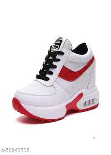 Zill Kai Sport Shoes Red Di 2020 Sepatu Anak Sepatu Wanita