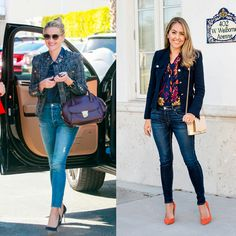 Today's Everyday Fashion: Ladylike Style