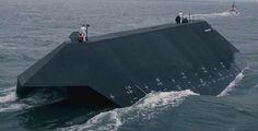 The super-secret IX-529 $ 50 MM Sea Shadow Stealth Ship Sold for $ 2.5 Million, Headed to Scrap Heap.