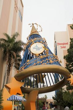 I'd like to stay in a Disneyland Hotel someday
