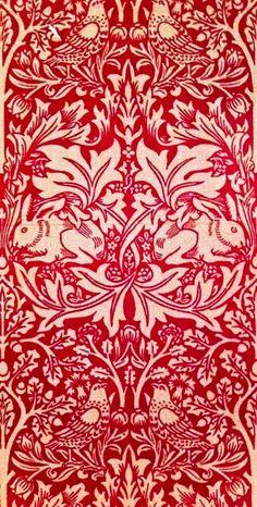Brother Rabbit - William Morris - 1882