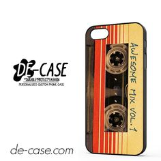 Guardians Of The Galaxy Awesome Mix Tape DEAL-4930 Apple Phonecase Cover For Iphone 5 / Iphone 5S