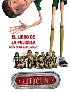 Futbolín. El libro de la película.