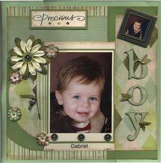 Precious Boy - Scrapbook.com