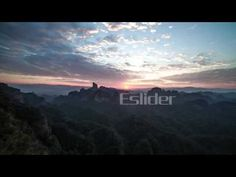 Danxia, China - Timelapse Video shot with Laowa 12mm f/2.8 Zero-D - YouTube