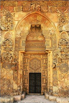Divriği Great Mosque and Hospital, Sivas,Turkey Architecture Antique, Detail Architecture, Islamic Architecture, Beautiful Architecture, Beautiful Buildings, Art And Architecture, Architecture Wallpaper, Beautiful Mosques, Beautiful Places