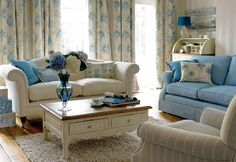 muebles salon estilo romantico - Buscar con Google