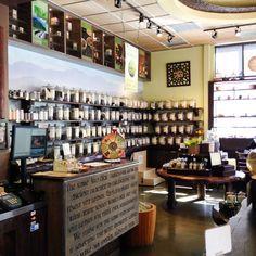 Bird Pick Tea & Herb in Old Town Pasadena | Thirsty For Tea