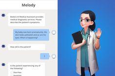 ❝ Baidu lanza un bot que ayuda a los doctores chinos a diagnosticar pacientes ❞ ↪ Puedes leerlo en: www.divulgaciondmax.com