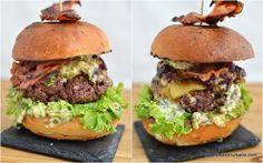 cum se face hamburger de vita de casa cu branza si sos reteta