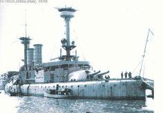 "Turgut (Torgud) Reis dreadnought captured by japanese of WW1. Ex-turc and ex-german ""Weissenburg"""