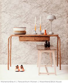 Woontrends winter 2013 2014 Brick House interieur