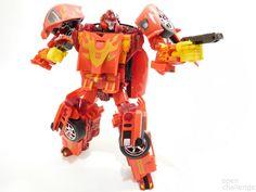 Transformers Alternators Rodimus (Hot Rod)