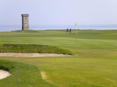 Anstruther Golf Course, Fife Play golf around the East Neuk of Fife when you stay in Crail at self-catering Sandcastle Cottage: http://www.2crail.com