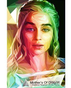 Emilia Clarke #polypop