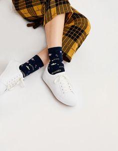 Constellation socks - Tights & Socks - Accessories - Woman - PULL&BEAR United Kingdom
