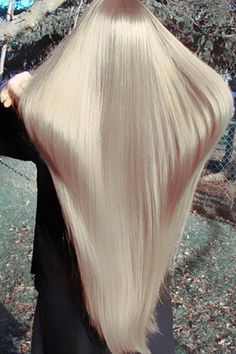 perfect straight hair tumblr - Google Search