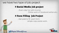 Online form filling Job - Easy sign up and then earn. | Form Filling on seasonal jobs, office jobs, typist jobs, part-time jobs, remote jobs, educational jobs, nursing home jobs, networking jobs,