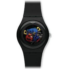 [スウォッチ]SWATCH 腕時計 NEW GENT(ニュージェント) BLACK LACQUERED(ブラック・ラッカード) SUOB101 【正規輸入品】