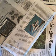 Published | @nytimes @nytimestravel | #NewYorkTimes #sundayedition