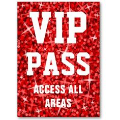 photo regarding Free Printable Vip Pass Template called 34 Least complicated VIP P shots within just 2012 Vip p, Comfort