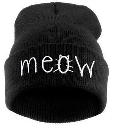 meow hat ^_^
