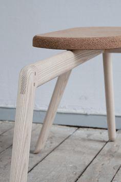 Franzi  Wood Detail    Florian Saul Design  Berlin Germany
