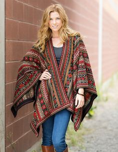 Alpaca Poncho, Wool Poncho, Poncho Shawl, Alpaca Wool, Ruana Wrap, Ladies Poncho, Knitted Poncho, Knit Jacket, Shawls And Wraps