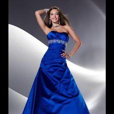 Tiffany Dress Royal