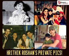 #HrithikRoshan is among the few actors, apart from the Khans, who can single-handedly drive audience to theaters. Click to see his private pics