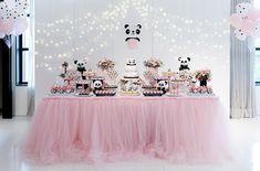 Festa infantil com tema panda - Constance Zahn | Babies & Kids