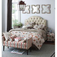 Zara Rope And Wood Mirror Ballard Designs