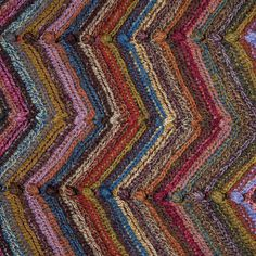 Sophie Digard crochet chevron