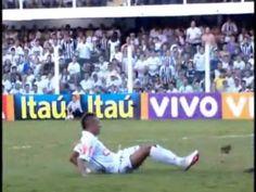 Santos 3 X 0 São Paulo - Paulistão 2010 - 18/04/10 - Globo Esporte