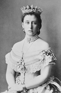 Princess Alice of Hesse  Mother of Empress Alexandra of Russia.  She was also Queen Victoria's daughter.
