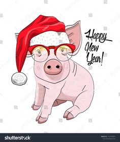 639 Best Holiday Pigs Images On Pinterest Piglets Pigs And Xmas