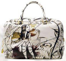 8b7c4a4ea241 Prada Fairies Bag | Artist: James Jean | Limited Edition | Image 3 ...