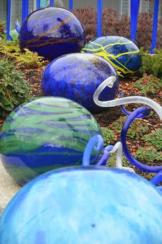 Chihuly Garden and Glass by paulbrannan, via Flickr