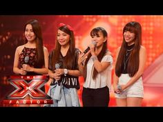 4th Power are absolute perfection | 6 Chair Challenge | The X Factor UK 2015 - YouTube