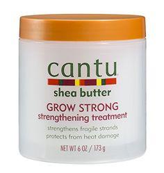From 4.99 Cantu Shea Butter Grow Strong Strengthing Treatment 177ml