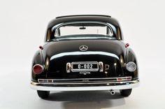 Mercedes Benz 118 - 1955300Adenauer