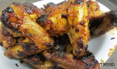 This is an excellent recipe for BBQ wings. It has a spicy bite to it - but with a sweet twist. The wings get a spicy taste from the spices and get a sweet contra taste due to the honey, which also becomes gentler due to the presence of fine vinegar. These wings are very easy to prepare and obviously…super delicious! I have no doubt that this dish will become a permanent favorite during your BBQ season! This dish can also be prepared in the oven.