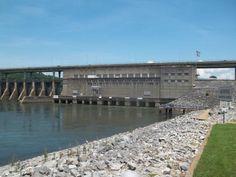 TVA Chickamauga Dam