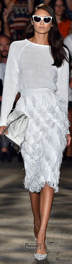 Christian Siriano Spring 2015 ~ Boutique Chic ~