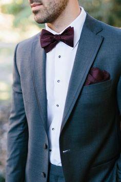 Tiger Lily Weddings - groom, fall suit dark grey, legare waring