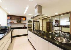 CASA SUL - ARQUITETURA DECORAÇÃO e CONSTRUÇÃO - Matérias - Cozinhas