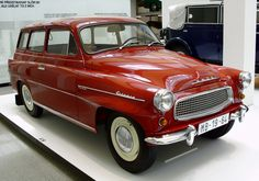 1964 Škoda Octavia Combi Town And Country Car, F1 Drivers, Vintage Trucks, Cars And Motorcycles, Automobile, Retro, Vehicles, Passion, Cars