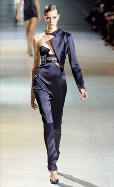 Anthony Vaccarello F/W 2012 | Trendland: Fashion Blog & Trend Magazine