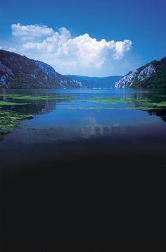 Beautiful Danube @ Djerdap, Serbia