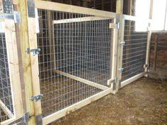 Goat Stalls